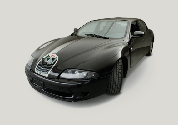 Restoration of the Bugatti EB.